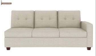 free shipping 6a296 76a0d Sectional Sofas: Buy Sectional Sofa & Couches Online in India
