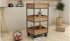 Buy Kitchen Trolleys online in Bangalore India