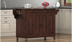 buy solid wood kitchen island, Bangalore, Mumbai, India