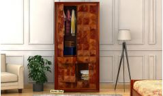 wooden 2 door wardrobes online India