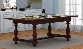 buy Sheesham wood dining table online