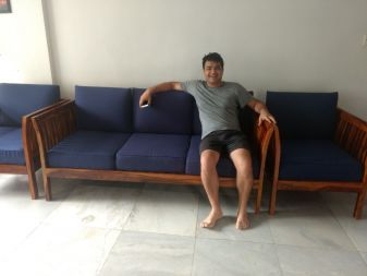 Wooden Sofa furniture price