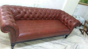 leather sofa online india