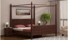 Solid Wood Four Poster Beds Online