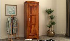 Buy wooden wardrobe online in India