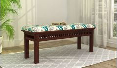 buy wooden benches online india