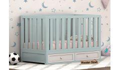 Buy wooden baby cribs online in India