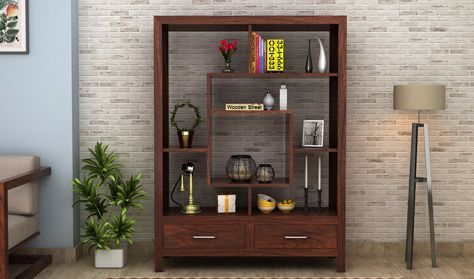 wooden storage furniture with multiple drawers