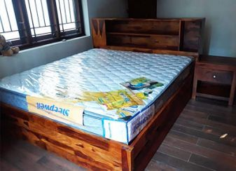 beautiful hydraulic bed designs online