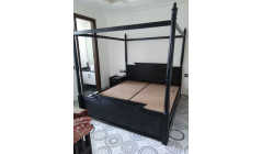 buy canopy bed online in India