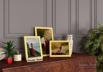 Triple Photo Frame for Sale
