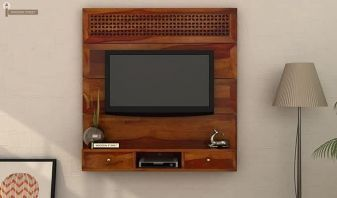 Buy Wooden Wall mount tv units in Bangalore