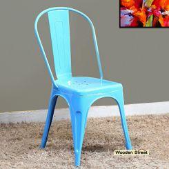 Ahora Metal Chair (Blue)