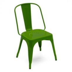 Blusa Green Metal Chair (Green)