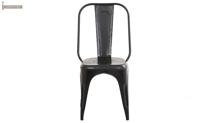 Elsby Iron Chair (Black)-2