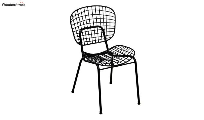 Gregor Metal Chair (Black)-2