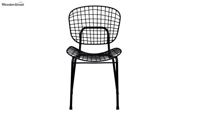 Gregor Metal Chair (Black)-3