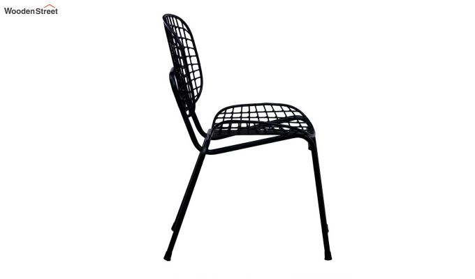 Gregor Metal Chair (Black)-4