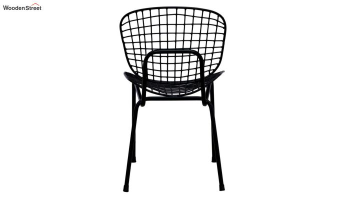 Gregor Metal Chair (Black)-5