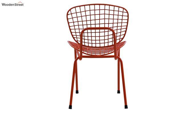 Gregor Metal Chair (Orange)-4