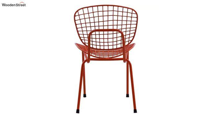 Gregor Metal Chair (Red)-4