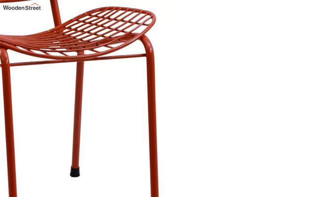 Gregor Metal Chair (Red)-6