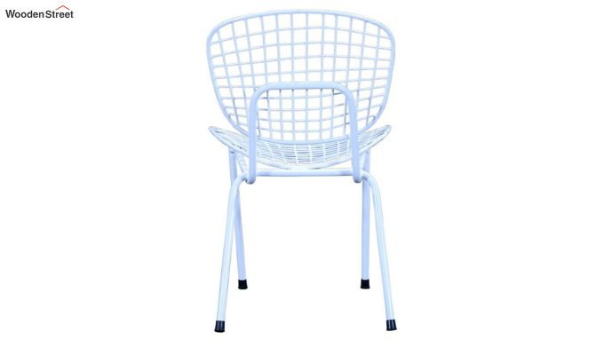 Gregor Metal Chair (White)-5