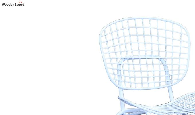 Gregor Metal Chair (White)-6