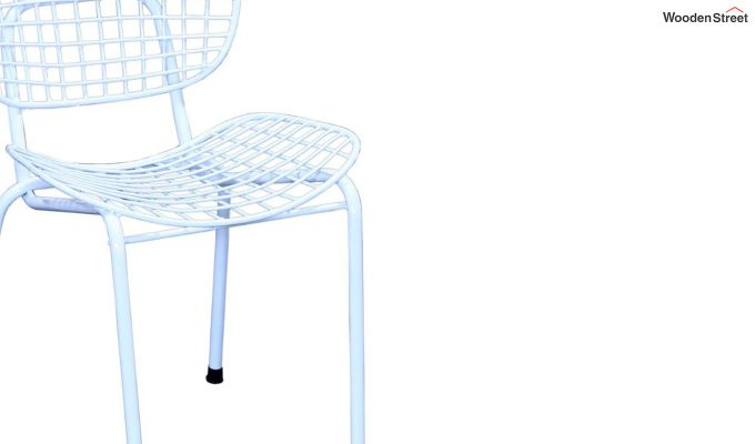 Gregor Metal Chair (White)-7