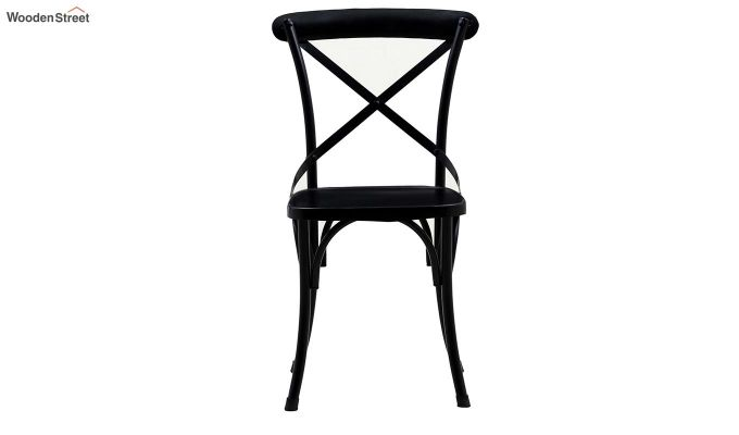 Stella Iron Chair (Black)-3