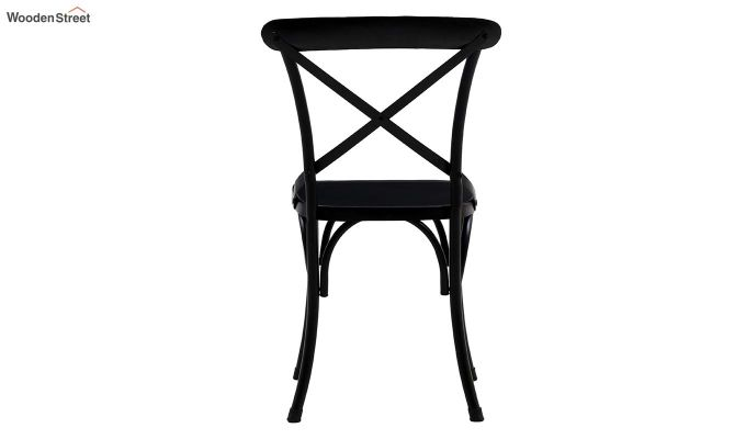 Stella Iron Chair (Black)-4