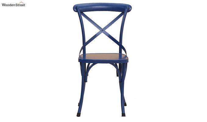 Stella Iron Chair (Blue)-3