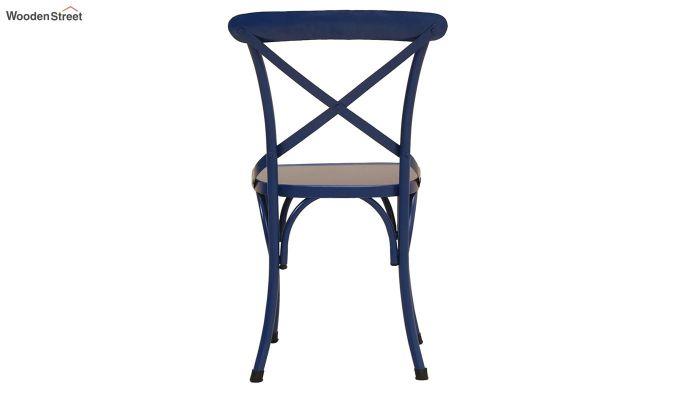 Stella Iron Chair (Blue)-5