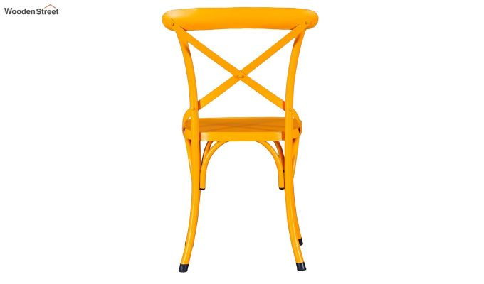 Stella Iron Chair (Yellow)-5