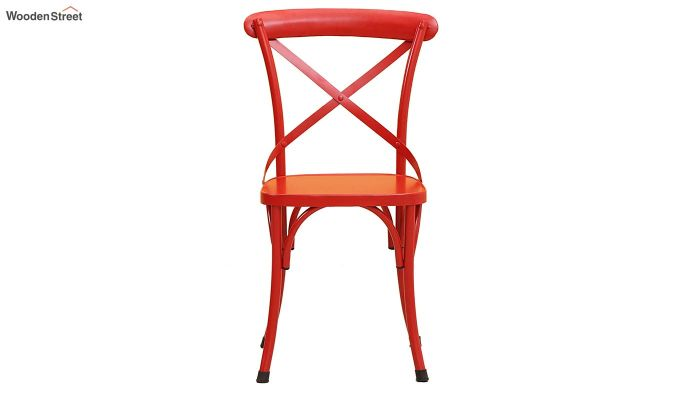Stella Iron Chair (Red)-5