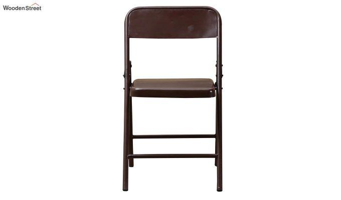 Zoe Metal Chair (Brown)-4