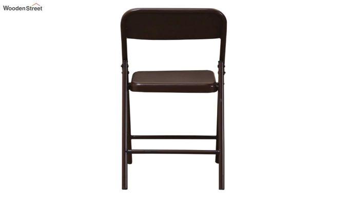 Zoe Metal Chair (Brown)-5