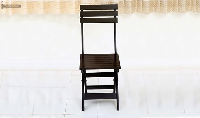 Myrick Balcony Table And Chair Set (Black)-3