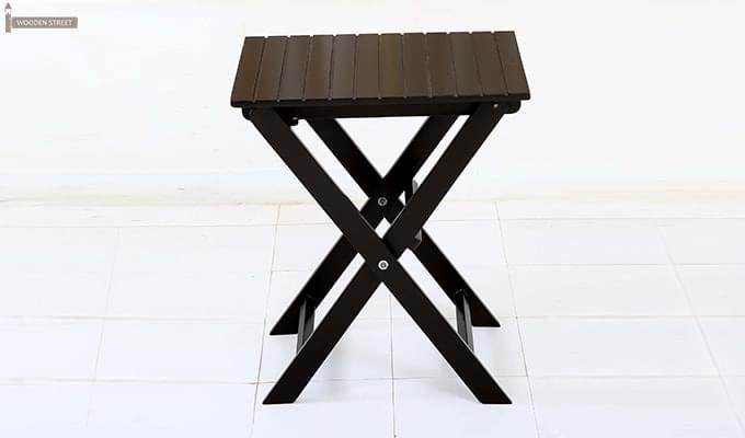 Myrick Balcony Table And Chair Set (Black)-10