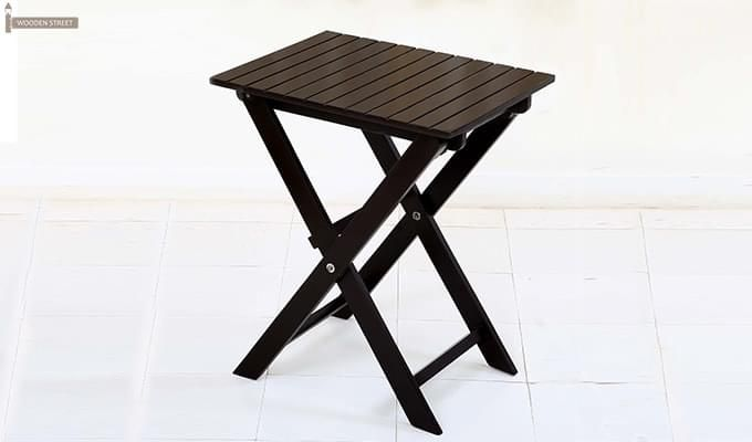 Myrick Balcony Table And Chair Set (Black)-11