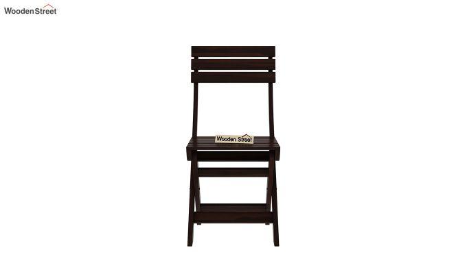 Myrick Balcony Table And Chair Set (Walnut Finish)-8