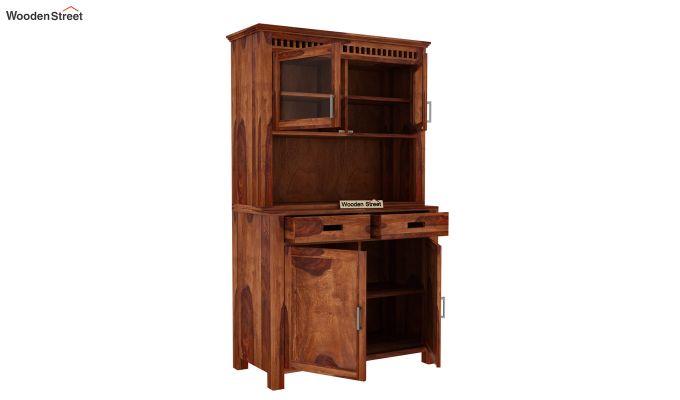 Adolph Bar Cabinet (Teak Finish)-3