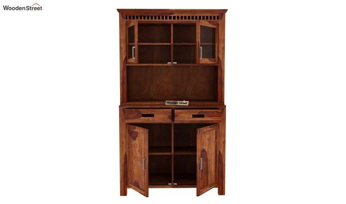 Adolph Bar Cabinet (Teak Finish)-4