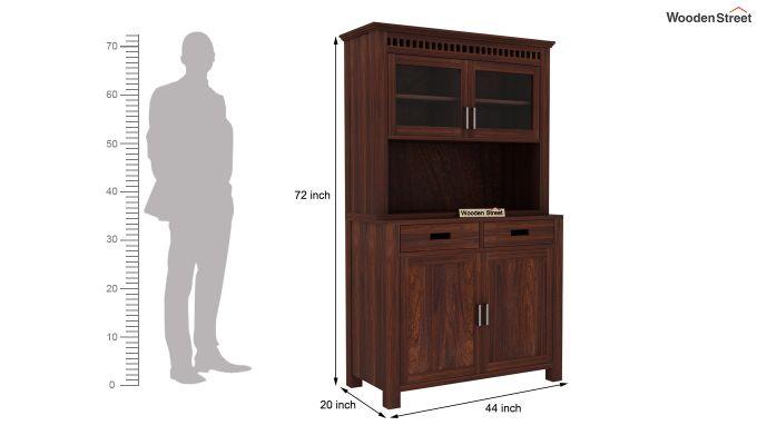 Adolph Bar Cabinet (Walnut Finish)-5