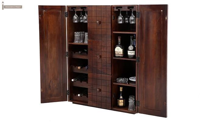 Avril Bar Cabinet (Walnut Finish)-4