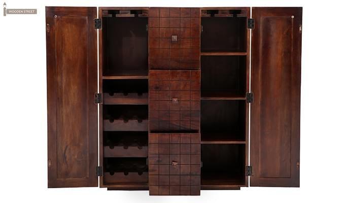 Avril Bar Cabinet (Walnut Finish)-7