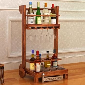 cheap bar trolley online at #delhi #pune #jaipur #mumbai #bangalore #chennai