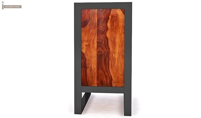 Bosnia bar Cabinet (Honey Finish)-4