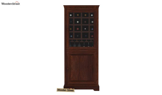 Charles Bar Cabinet (Walnut Finish)-2