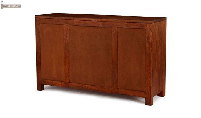 Cory Bar Cabinet (Honey Finish)-3